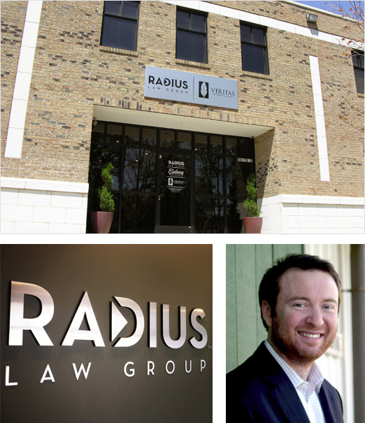 Radius Law Group Office